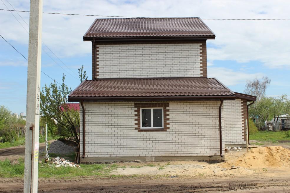 Дом в ДНТ «Лазурит-Тепличный»