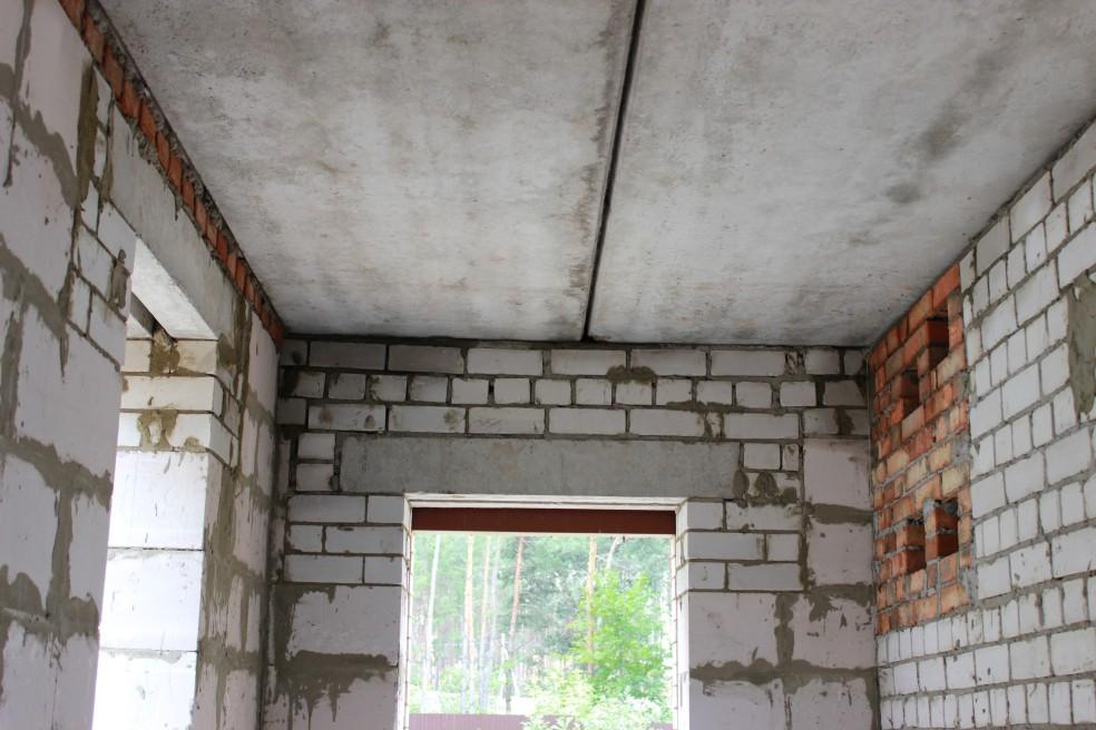 Дом в КП «Серебряный бор» участок №57