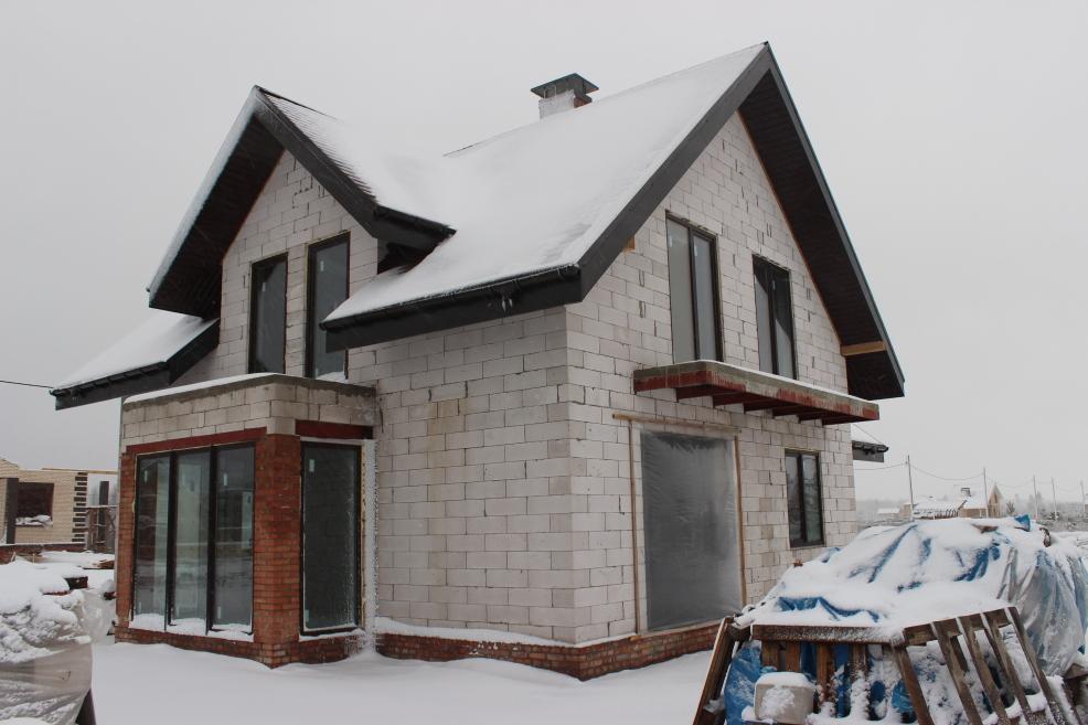 Дом в п. Снегири ул. Урожайная