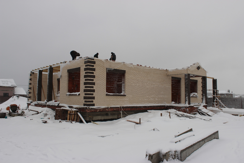 Дом п. Снегири ул. Урожайная