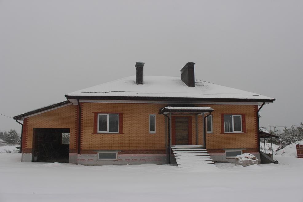 Дом в п. Снегири ул. Спокойная