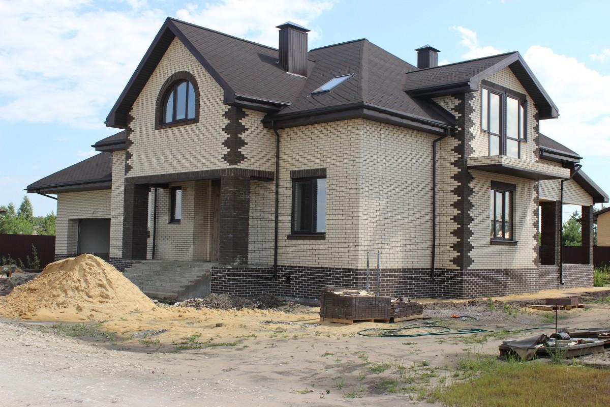 Строительство дома в п. Снегири ул. Урожайная