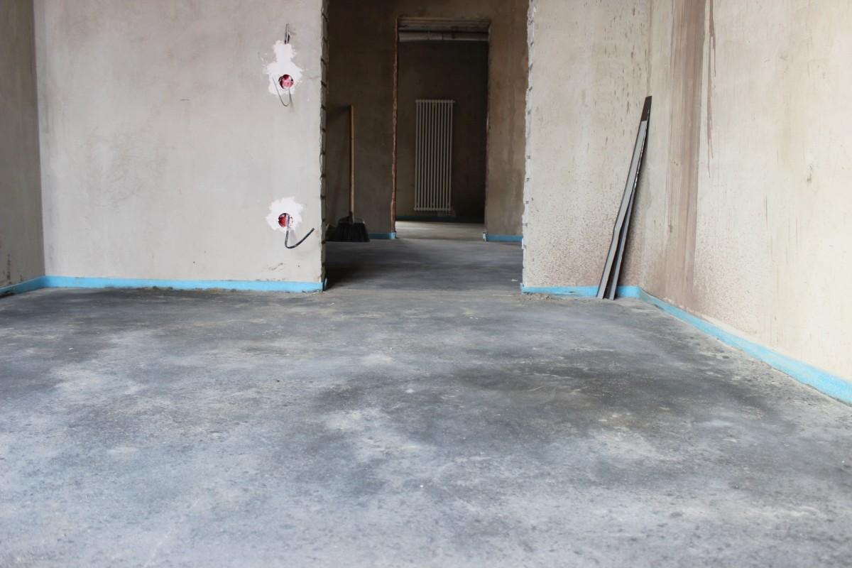 Строительство дома в п. Первозванный