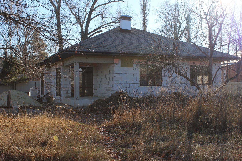 Строительство дома г. Воронеже, мкр. Сомово