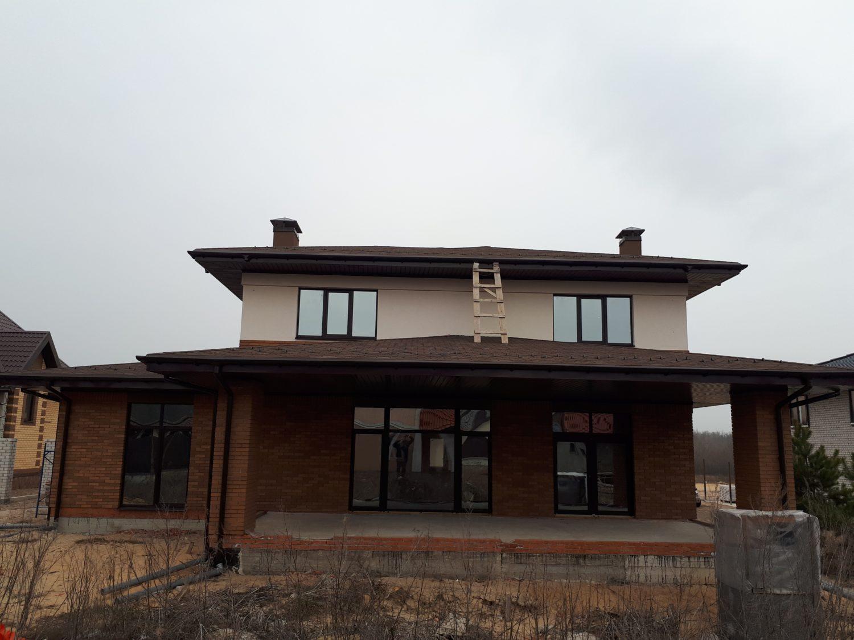 Дом в к.п. «Петровские озера»