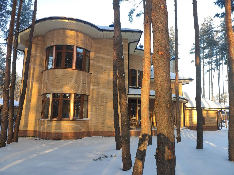Строительство дома д. Новоподклетное